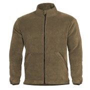 GRIZZLY FULL ZIP SWEATER   K09030